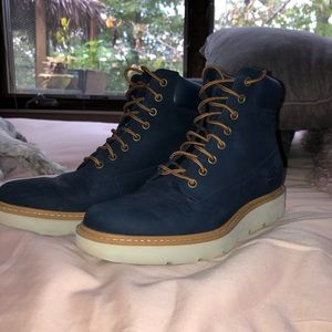Timberland ankle booties